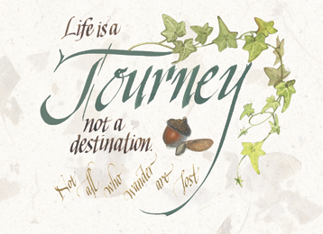 life-is-a-journey-flat